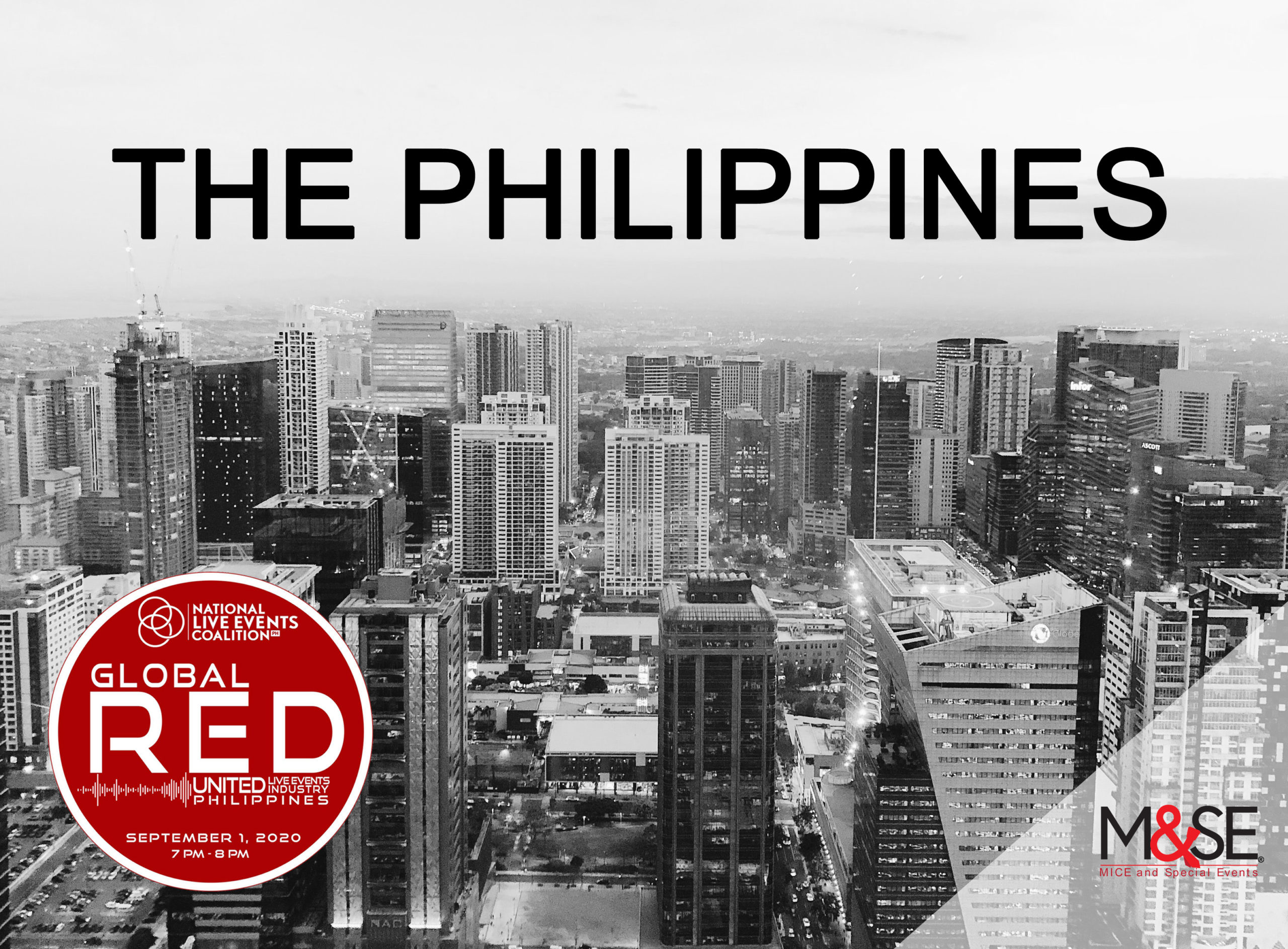 Red Alert Philippines Events Industry