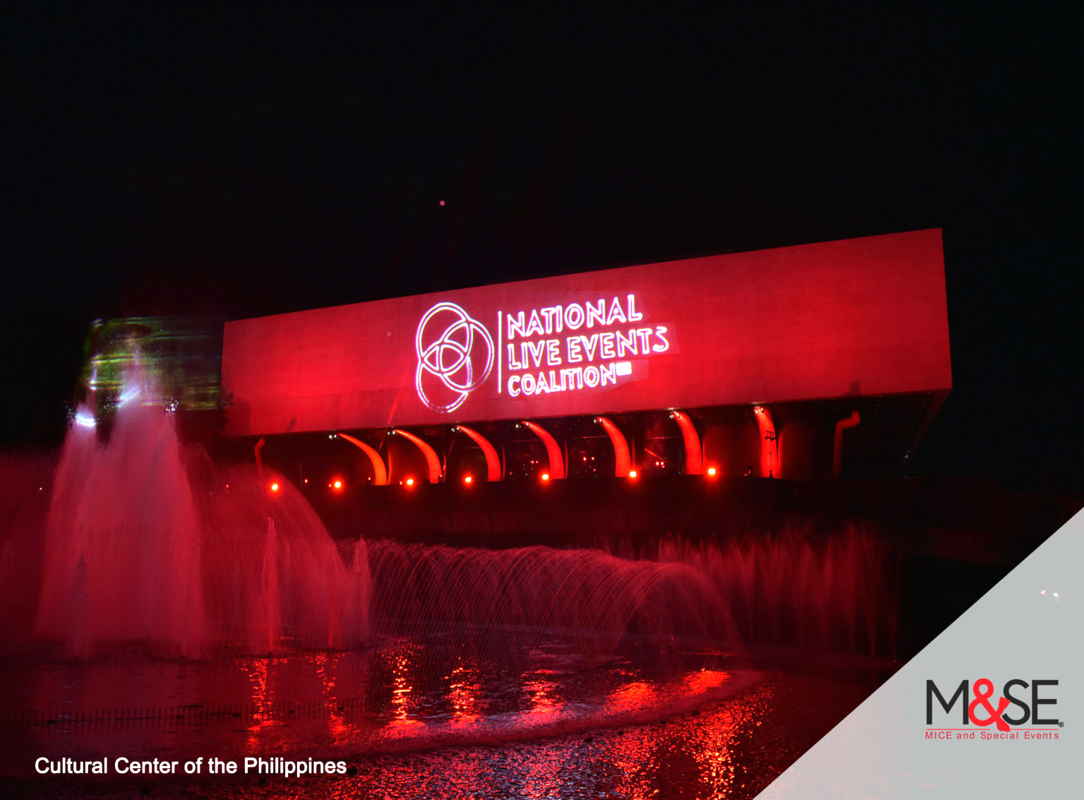 Light it up on Red Philippines