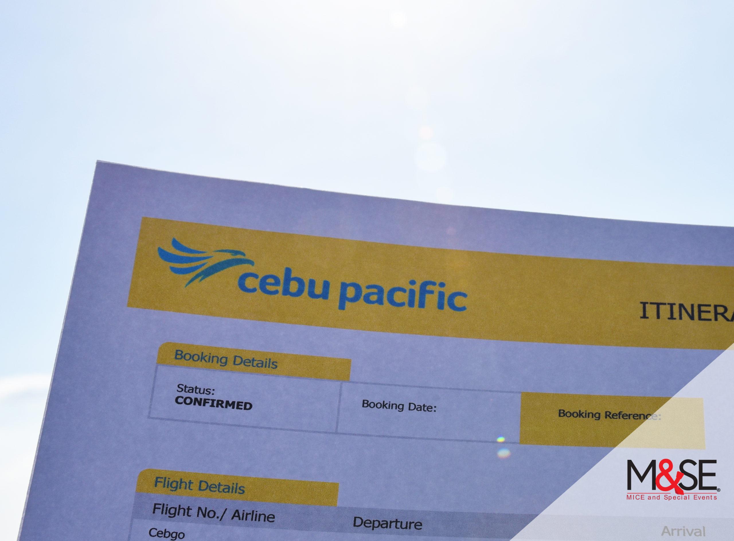 Cebu Pacific's 25th Year Anniversary