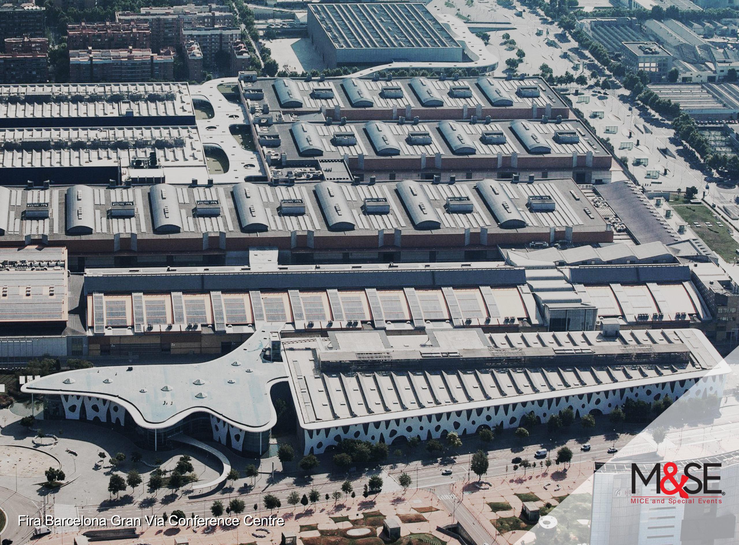 Fira Barcelona Gran Via Conference Centre