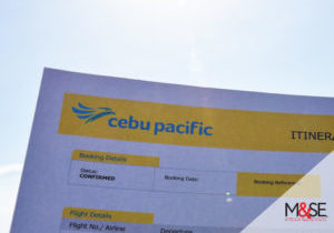 Cebu Pacific's 25th Year Anniversary