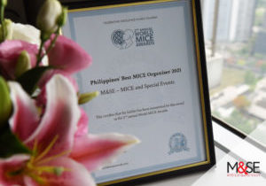 Philippines' MICE Awards MICE and Special Events 2021